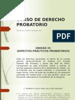 DIAPOSITIVAS DERECHO PROBATORIO PARTE 5.pptx