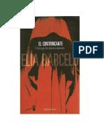 Barcelo Elia - El Contrincante - Para Jugar Dios Necesita Un Adversario