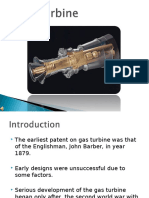 1. Gas Turbine