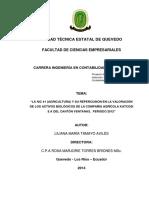 Tesis NIC 41 Colombia