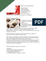 deliciosas recetas PALETAS HELADAS