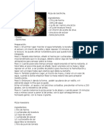 recetas deliciosas Pizza34