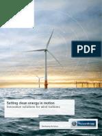 ThyssenKrupp Brochure Wind Energy