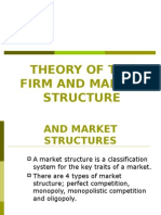 Topic 7 - Theory of d Firm - 2