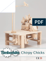 Timberkits Chirp Chicks Instructions 2015