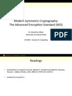 CIS3360-L9-CryptoAES