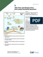 Zika Virus and Dengue Virus genomics.pdf