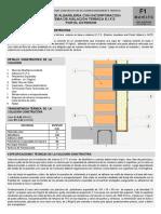 F1 SOLUCION CONSTRUCTIVA MURO ALBAÑILERIA+E.I.F.S.