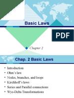 Chap2. Basic Laws