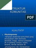 kuliah-4-struktur-komunitas.ppt
