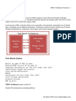 VHDL Testbench Tutorial