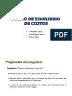 P2_PuntoEquilibrioCostos