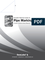 Best Practice Guide Pipe Marking