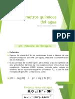 5 y6 .PH y Alcalinidad Del Agua