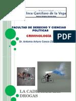 Criminología - Consumo Drogas