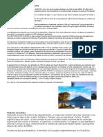 Historia Del Municipio de Panajachel