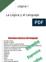 La Logica y el Lenguaje