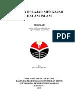 ETIKA BELAJAR MENGAJAR DALAM ISLAM.docx