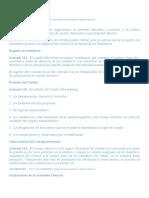 Estructura de Comité