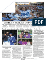 The Daily Tar Heel for Oct. 3, 2016