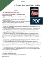 Conspirators- Secrets of an Iran Contra Insider a Book by Al Martin-2