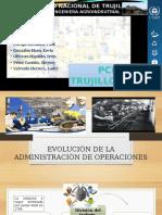 Planeamiento y Control de la Produccion - Introducción