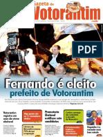Gazeta de Votorantim 189- Edição Especial Eleições