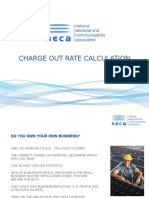 Charge Out Rate Presentation