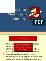 Ch02_Basic Cost Management Concepts