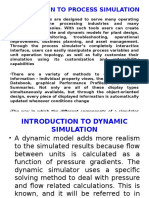 Introduction to Process Simulation