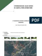 Rencana Jalan Akses Alternatif Camp B R2.docx