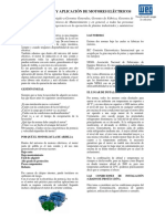 WEG Seleccion y Aplicacion de Motores Electricos Articulo Tecnico Espanol (1)