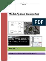Modul Aplikasi Contram