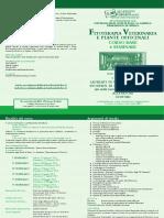 Brochure Corso Fitoterapia