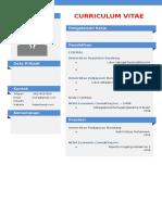 CV document