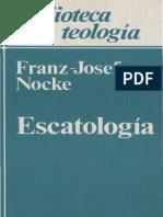 Escatología de Franz Joseph Nocke.pdf