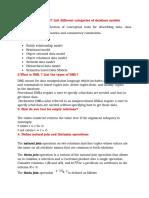 Dbms Exqps 2014-15