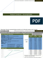Product Construct May