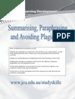 summarising and paraphrasing.pdf