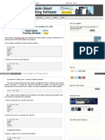 Www Theunixschool Com 2012 06 Sed 25 Examples to Delete Line