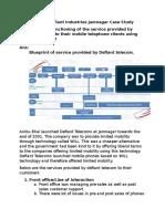 Defiant Industries Case Study