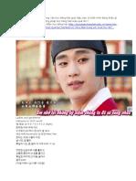Bỏ Túi Học Tiếng Hàn Qua Bài Hát Vixx - Alive