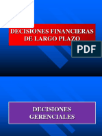 Fin 2 Decisiones Financieras de Largo Plazo