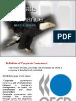 CG 1. Ethics Corp Gov