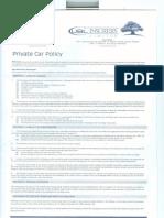 Insurance Policy (LZA-4362)