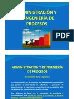 Administración de Procesos - Generalidades