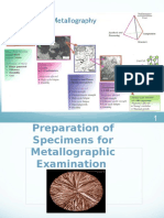 Metallography New