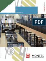 Aetnastak Rayonnage Bibliothèque