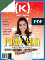 Kerygma Magazine August 2014