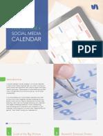 How To Build a Social Media Calendar
